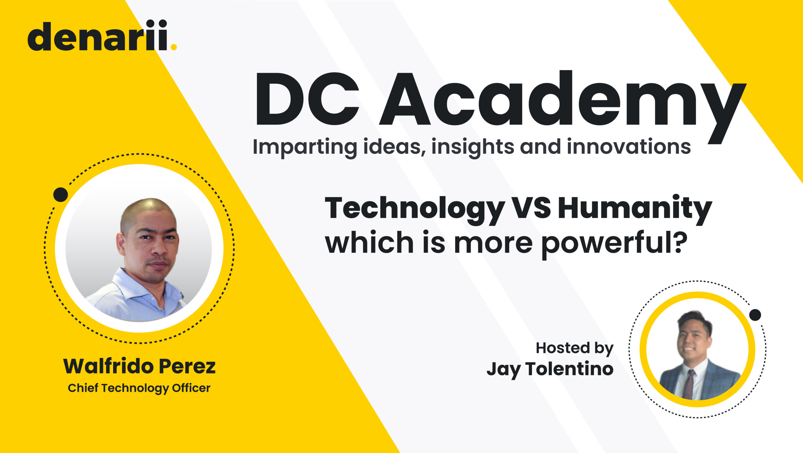 Technology VS Humanity: which is more powerful? – DC Academy